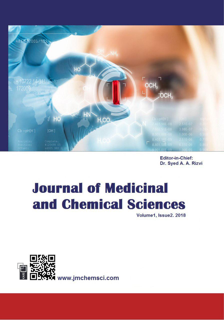 Journal of Medicinal and Chemical Sciences