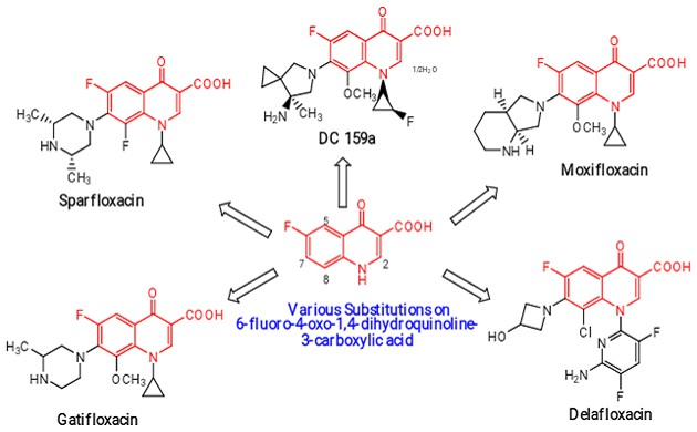 An overview on antitubercular activity profile of fluoroquinolone derivatives and their molecular hybridization